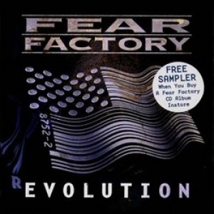 Fear Factory - Revolution cover art