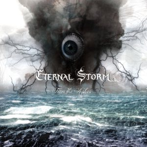 Eternal Storm - From the Ashes cover art