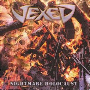 Vexed - Nightmare Holocaust cover art