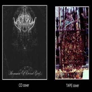 Macabrum - Monument of Eternal Grief... cover art