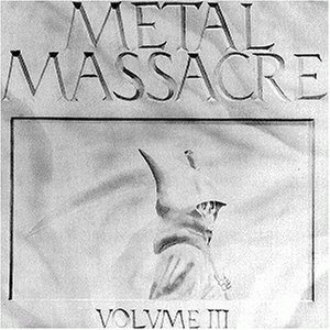 Various Artists - Metal Massacre Volume III cover art