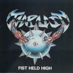 Thrust - Fist Held High cover art