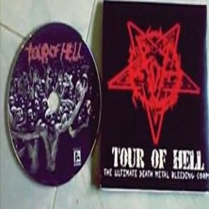 Tour of Hell - The Ultimate Death Metal Bleeding Corps cover art