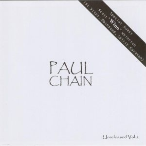 Paul Chain - Unreleased Vol. 2 cover art