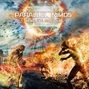 Parallel Minds - Headlong Disaster cover art