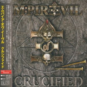 Mpire of Evil - Crucified cover art