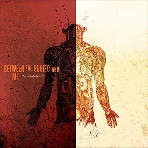 Between the Buried and Me - The Anatomy Of cover art