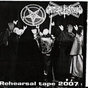 Ritualization - Rehearsal Tape 2007 cover art