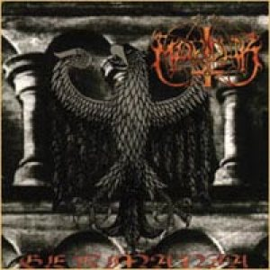 Marduk - Live in Germania cover art
