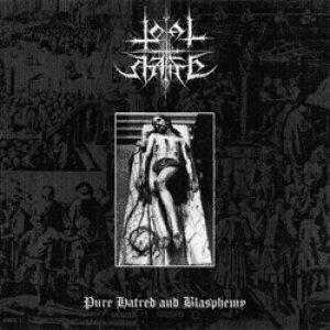 Total Hate - Pure Hatred and Blasphemy cover art