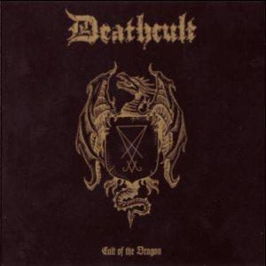 Deathcult - Cult of the Dragon cover art