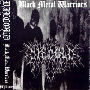 Diecold - Black Metal Warriors cover art