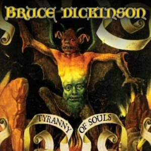 Bruce Dickinson - Tyranny of Souls cover art