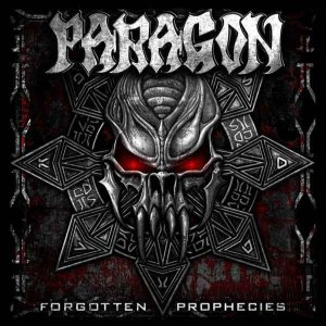 Paragon - Forgotten Prophecies cover art