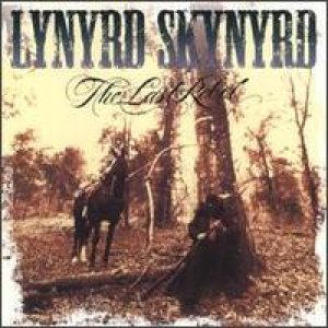 Lynyrd Skynyrd - The Last Rebel cover art