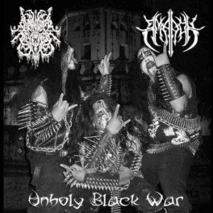 Surrender of Divinity - Unholy Black War cover art