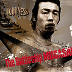 Loudness - The Battleship Musashi cover art