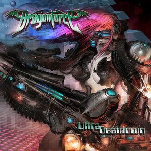 Dragonforce - Ultra Beatdown cover art