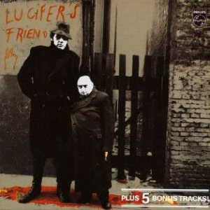 Lucifer's Friend - Lucifer's Friend cover art
