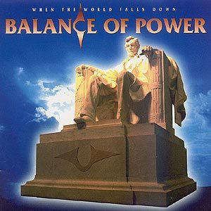 Balance of Power - When the World Falls Down cover art