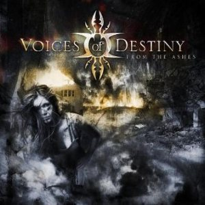 Voices of Destiny - From the Ashes cover art