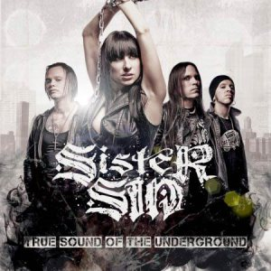 Sister Sin - True Sound of the Underground cover art