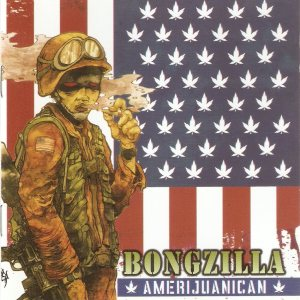 Bongzilla - Amerijuanican cover art