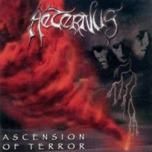 Aeternus - Ascension of Terror cover art