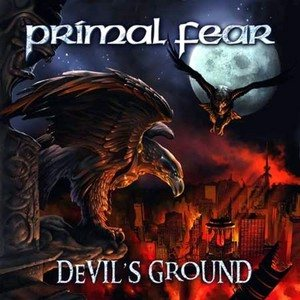 Primal Fear - Devil's Ground cover art