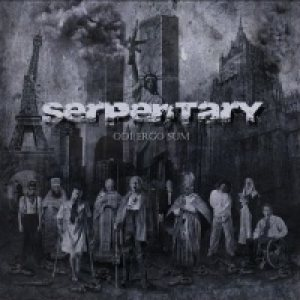 Serpentary - Odi Ergo Sum cover art