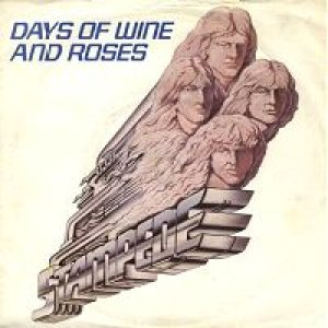 Stampede - Days of Wine and Roses cover art