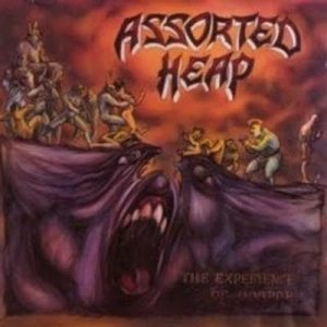 Assorted Heap - The Experience of Horror cover art