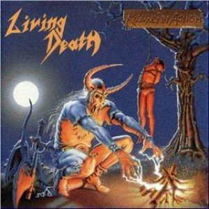 Living Death - Killing in Action cover art