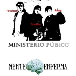 Pubic Ministry - Mente Enferma cover art