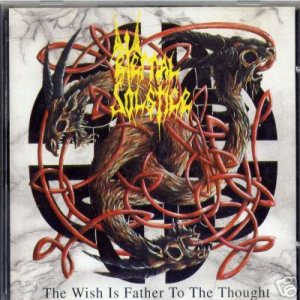 Eternal Solstice - The Wish Is Father to the Thought cover art