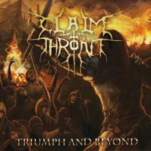 Claim The Throne - Triumph and Beyond cover art