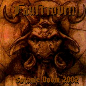 Faustcoven - Satanic Doom 2002 cover art