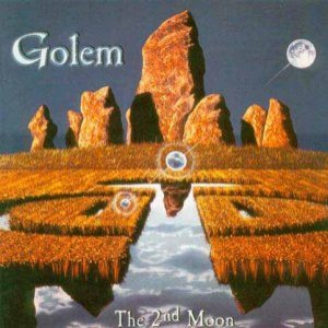 Golem - The 2nd Moon cover art