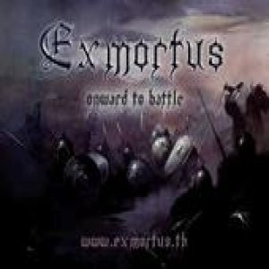 Exmortus - Onward to Battle cover art