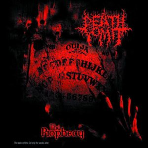 Death Vomit - The Prophecy cover art