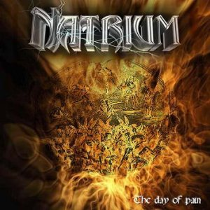 Natrium - The Day of Pain cover art