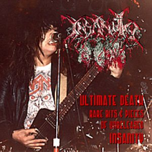Insanity - Ultimate Death cover art