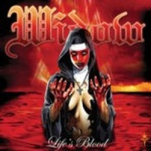 Widow - Life's Blood cover art