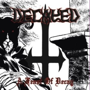 Decayed - A Feast of Decay cover art
