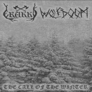 Wolfdoom - The call of the winter cover art
