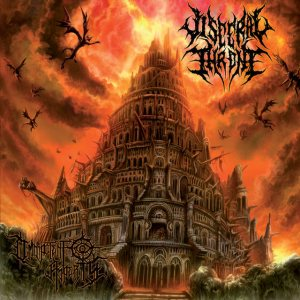 Visceral Throne - Omnipotent Asperity cover art