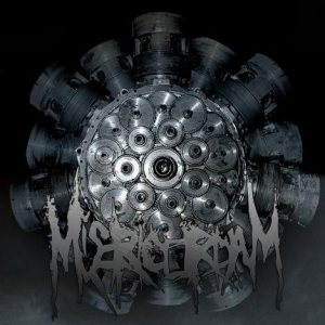 Misericordiam - A Thin Line Between Man and Machine cover art