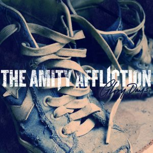 The Amity Affliction - Glory Days cover art