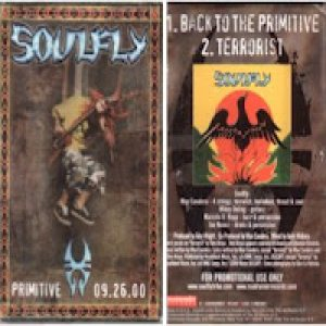 Soulfly - Back to the Primitive / Terrorist cover art