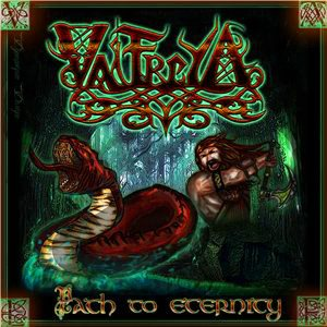 Valfreya - Path to Eternity cover art
